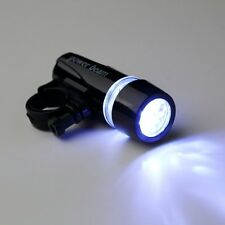 Bike Five LED Power Beam Front Head Light Headlight Torch Lamp Black Better I5