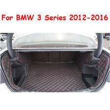 For BMW 3 Series 2012-2016 FLY5D Trunk Cargo Boot Mat Car Auto Liner Waterproof