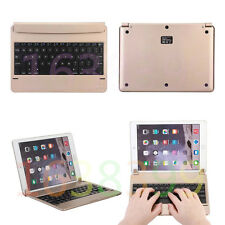 Auto Wake up/off Bluetooth ABS Keyboard with Magnetic Slot Holder For Apple iPad