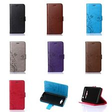 New Pure Color Glycine Wallet Leather Case Cover for Samsung Galaxy S4 / S4 Mini