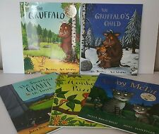 Julia Donaldson Collection of 5 Books Including the Gruffalo