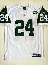 2007 Darrelle Revis New York Jets AUTHENTIC Reebok NFL Equipment Jersey White