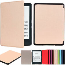 "Folding Ultra Slim Leather Case Skin Cover for 6"" Amazon New Kindle 2016 eReader"