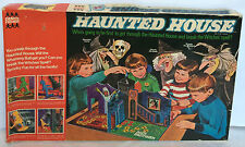 HAUNTED HOUSE BOARD GAME BY DENYS FISHER - RARE 1ST EDITION 1971 VGC WHICH WITCH