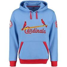 NWT St Louis Cardinals Majestic Reach Forever Cooperstown hoodie sweatshirt