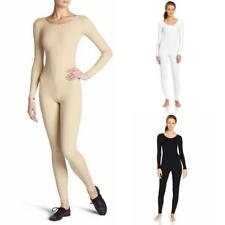 One-Piece Catsuit Women Fancy Dress Costume Unitard Dancewear Bodysuit Leotard