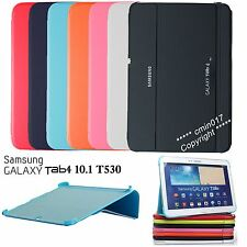 100% CASE BOOK COVER For Samsung Galaxy Tab A E S 2 3 4 Note +Protector+Stylus