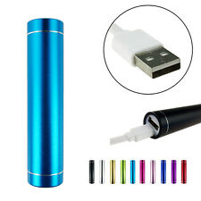 Usb Power External Backup Battery Charger Portable Universal Convenient 2600Mah