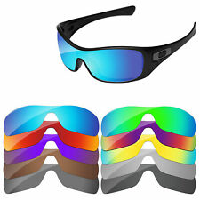 Polycarbonate Replacement Lenses For-Oakley Antix Sunglasses Multi-Options