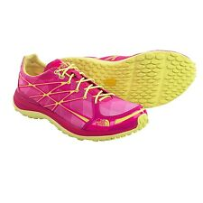The North Face Ultra TR II Trail Running Shoes Glo Pink/Chiffon Yellow MSRP$110