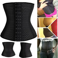 HOT Women Body Shaper Waist Trainer Cincher Underbust Corset Shaper