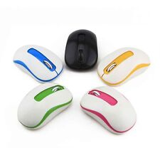 2.4GHz USB Wireless Lightweight Optical Mouse Cordless Receiver for Laptop PC