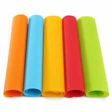 Soft Silicone Pastry Bakeware Baking Tray Oven Rolling Kitchen Mats Sheet Tool