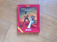 Very Rare Time Bandit Commodore Amiga - Box & Instructions Only