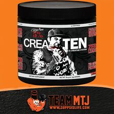 RICH PIANA 5% NUTRITION  CREA-TEN 30 SERVES CREATEN CREATINE BLEND MONOHYDRATE