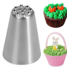 Flower Icing Piping Tips Nozzle Cake Cupcake Decoration Pastry Tool Baking Mould