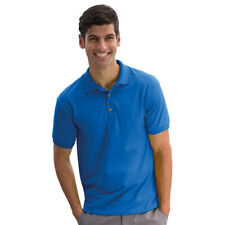 Gildan GD040 Mens DryBlend Jersey Knit Moisture Wicking Polo T-Shirts Tops