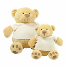 Mumbles MM021 Honey Teddy Bear Cream Colour Cute Cuddly Plush Kids Soft Toy Gift