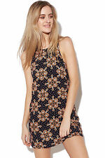 New ALL ABOUT EVE Bronte Dress Multi Womens