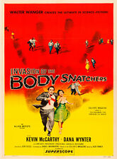 Invasion of the Body Snatchers 1956 II Vintage Movie Poster