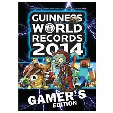 Guinness World Records 2014 Gamer's Edition, Guinness World Records, Good Book