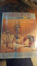 Middle-Earth Role Playing Warlords of the Desert I.C.E. Merp #8012
