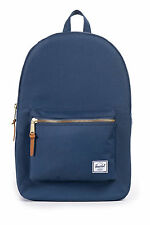 New HERSCHEL SUPPLY CO. Settlement Backpack Navy Mens,Womens