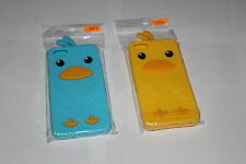 New iPhone 5 Funky Duck Silicone Rear Cover Aussie Seller Fast Post