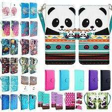 For HTC Desire 510 Flip Cover Hybrid PU Leather Wallet Pouch Case
