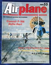 PHIL SOAR Airplane Magazine Issue 55 Volume 5 1991 1st Edition Paperback