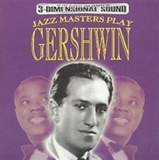 Jazz Masters Play Gershwin by Various Artists