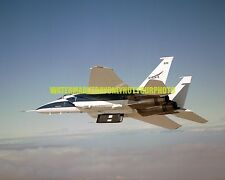 NASA F-15B  Military Color Photo Eagle F-15 F 15 USAF Aircraft Fighter Jet
