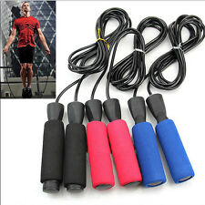 One Speed Fitness Aerobic Exercise 3m Adjustable Boxing Skipping Jump Sport Rope