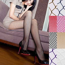 Women Sexy Fishnet Pattern Pantyhose Tights Punk Stockings Fashion