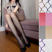 Women Sexy Girl Fishnet Pattern Pantyhose Tights Punk Stockings Fashion