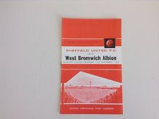1960's  Sheffield United  Football Programmes - Various Fixtures