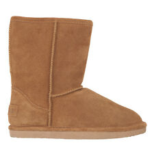 Lugz WEARLS-772 Women's Tan Zen LO Cold Weather Boots - New With Box
