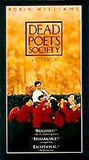 NEW/SEALED~ Dead Poets Society (VHS, 1995) Starring Robin Williams