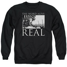 THE WORD ALIVE LIVE SHOT Pullover Crewneck Sweatshirt SM-3XL
