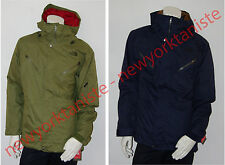 The North Face Mens Stateline Tricilimate Jacket Medium Waterproof C359 Hyvent