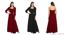 TheDressOutlet Long Mother of the Bride Dresses  Formal Dress Plus Size Gown