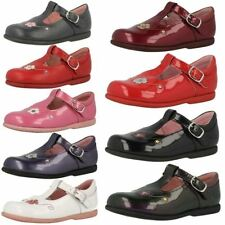 Infant Girls Startrite T-Bar Smart Casual Shoes Tilly
