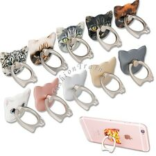 1Pc Cat/Tiger 360° Rotating Finger Grip Stand Holder For Cellphone Mobile Phone