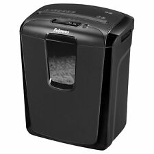 Cross Cut Paper Shredder Shreds Staples Paper Clips and Credit Cards 15L Bin