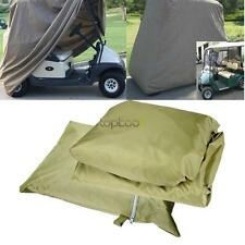 2 or 4 Passenger Golf Cart Storage Cover for EZGo Club Car Yamaha Cart S/M/L