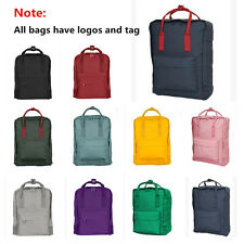 Hot Tote Daypack Canvas Backpack Outdoor School Bag Classic Medium/Mini/Large