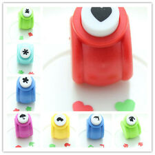 Mini Cutter Paper Cut Shaper Sewing Paper Punch for DIY Card Scrapbooking Tags