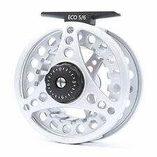 5/6WT Fly Reel Aluminum Large Arbor Fly Fishing Reel & Micro Drag