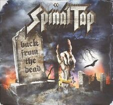 SPINAL TAP - Back From The Dead CD