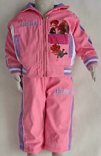 New Disney Brave Girl 2 pieces winter sets Pink Size 1,2,3,4,5,6